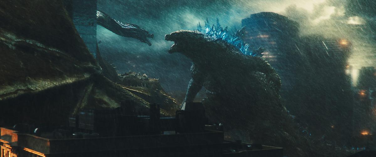 หนังเรื่อง Godzilla: King of the Monsters