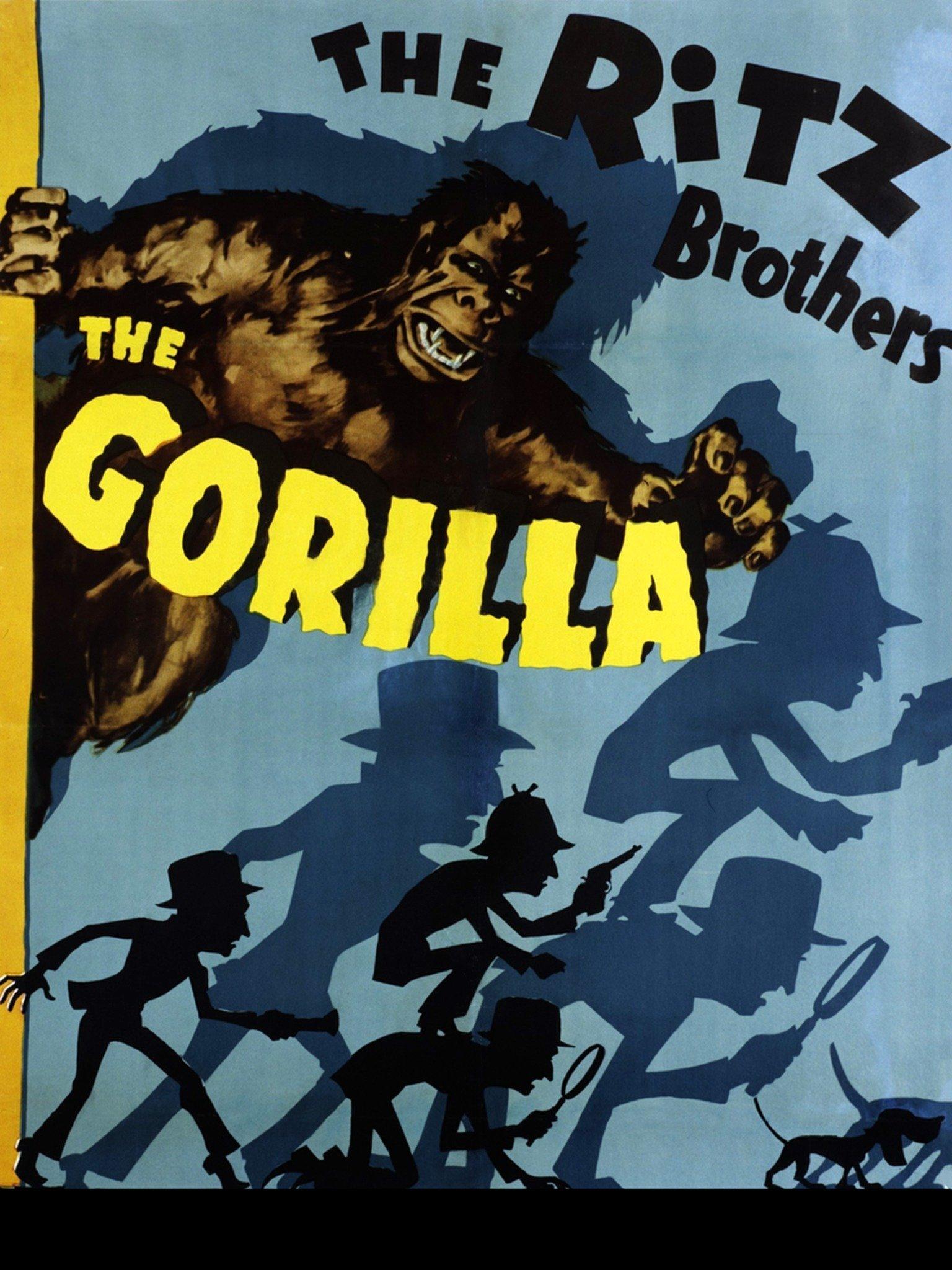 The Gorilla (1939)